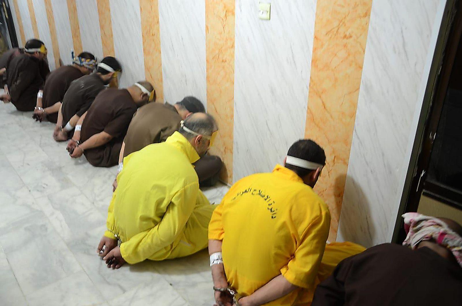 Irak/ Hinrichtung