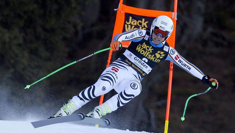 Skirennläufer Josef Ferstl