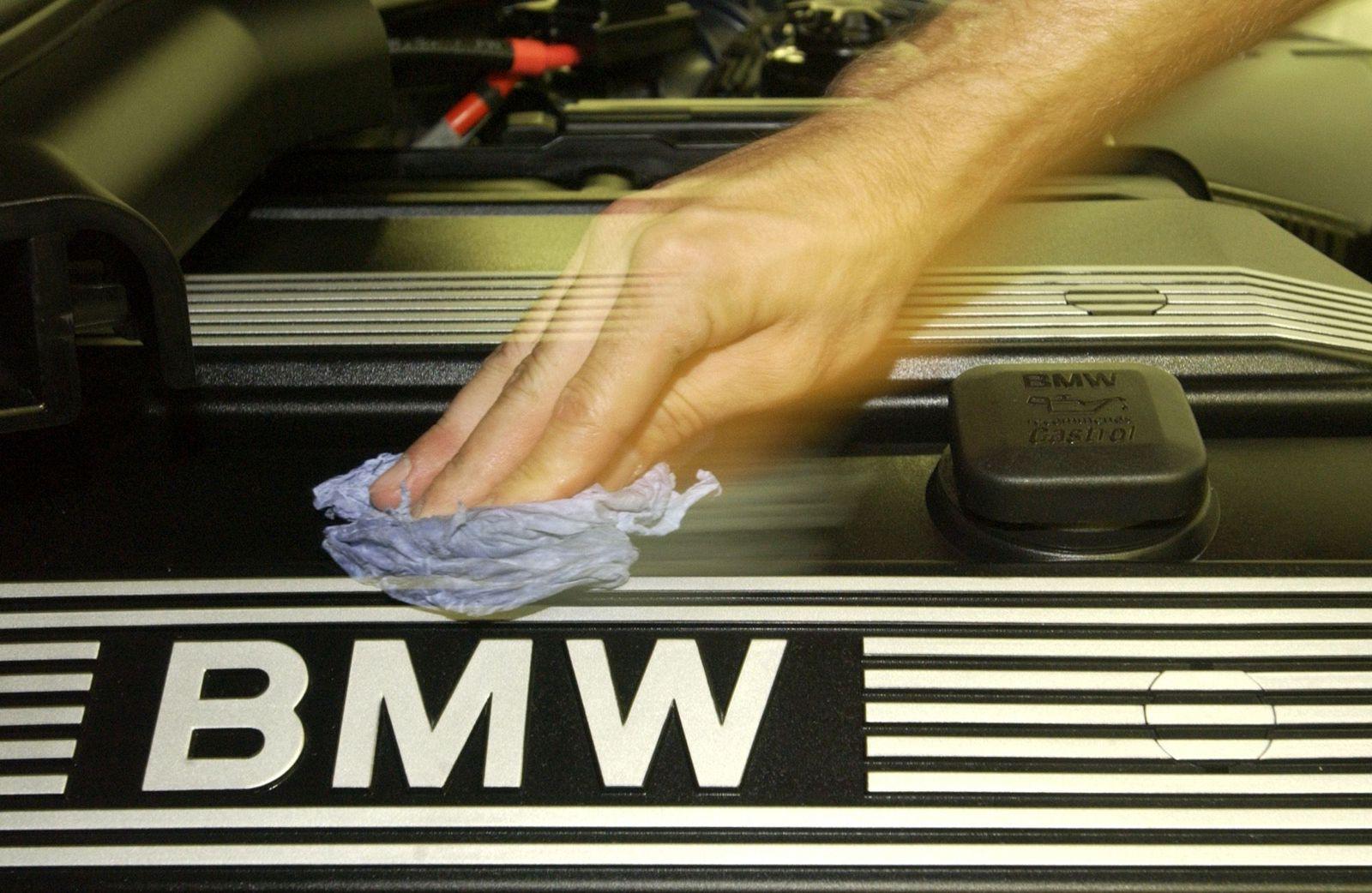 NICHT VERWENDEN BMW / Leasing / Symbol