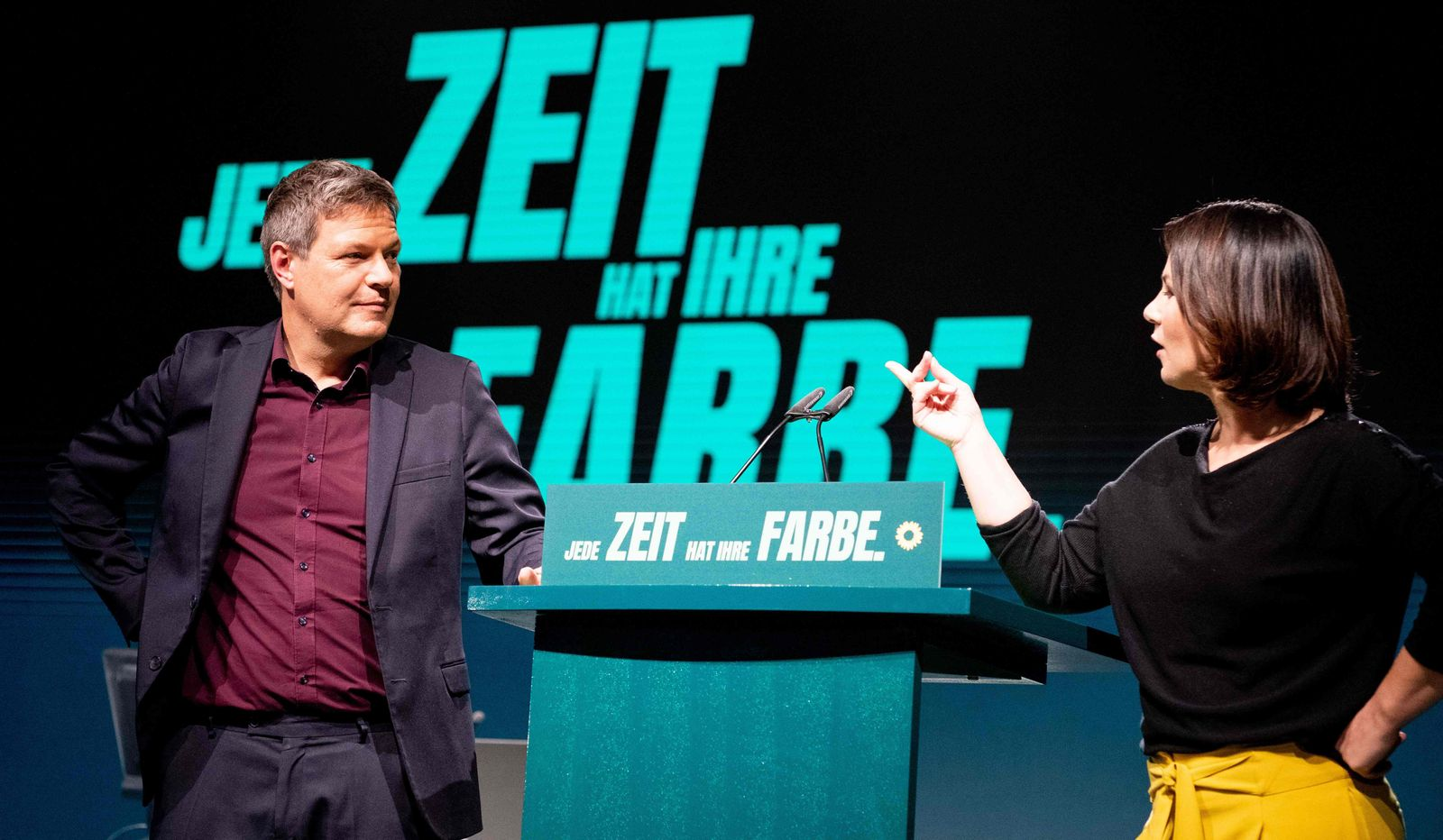 GERMANY-POLITICS-PARTIES-CONGRESS