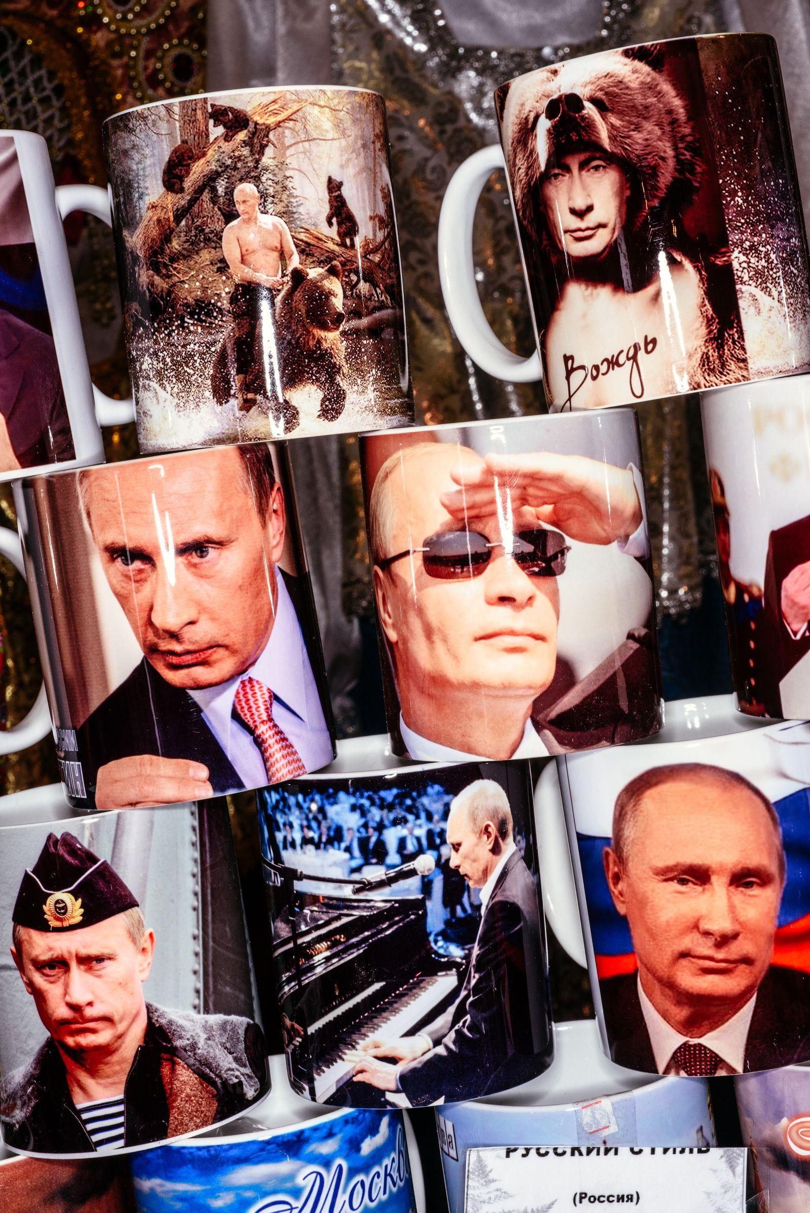 EINMALIGE VERWENDUNG SPIEGEL Plus SPIEGEL 32/2017 S. 96 Russland #3
