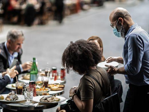 Paris im Juni: Viel Platz für Einheimische