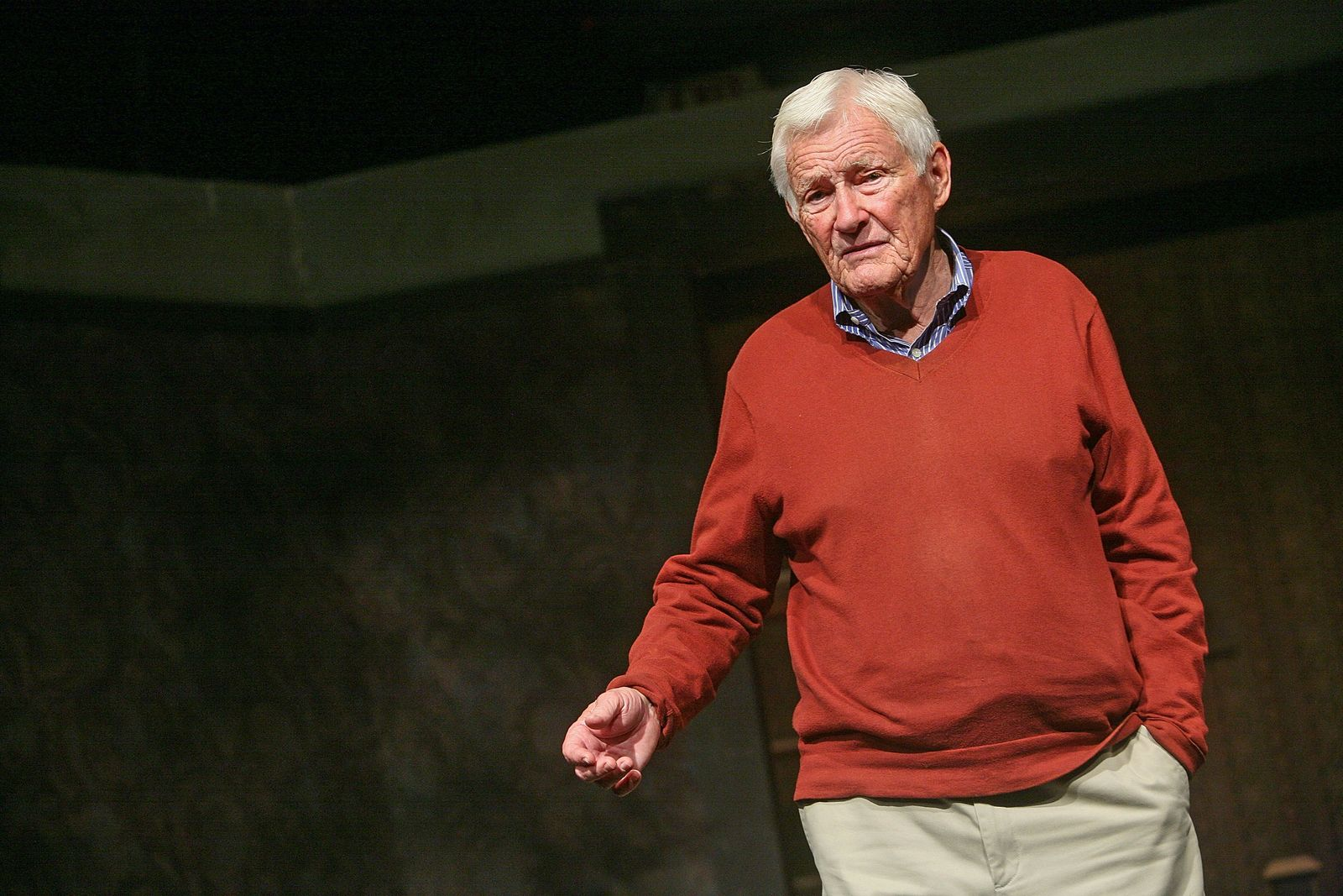 Safe At Home - An Evening With Orson Bean