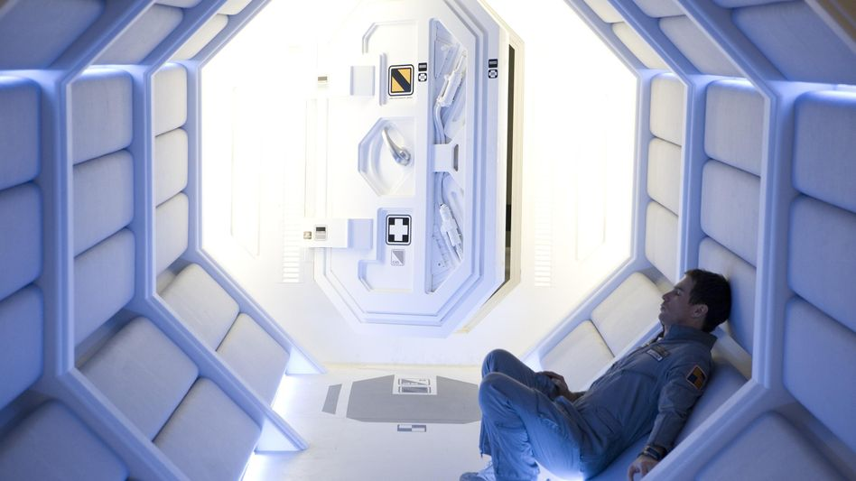 """Science-Fiction-Thriller """"Moon"""": Space Odyssey ins Ich"""