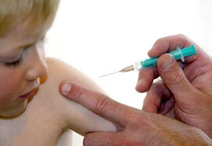 Schutzimpfung: Spritzen gegen Masern, Mumps und Röteln verursachen keinen Autismus