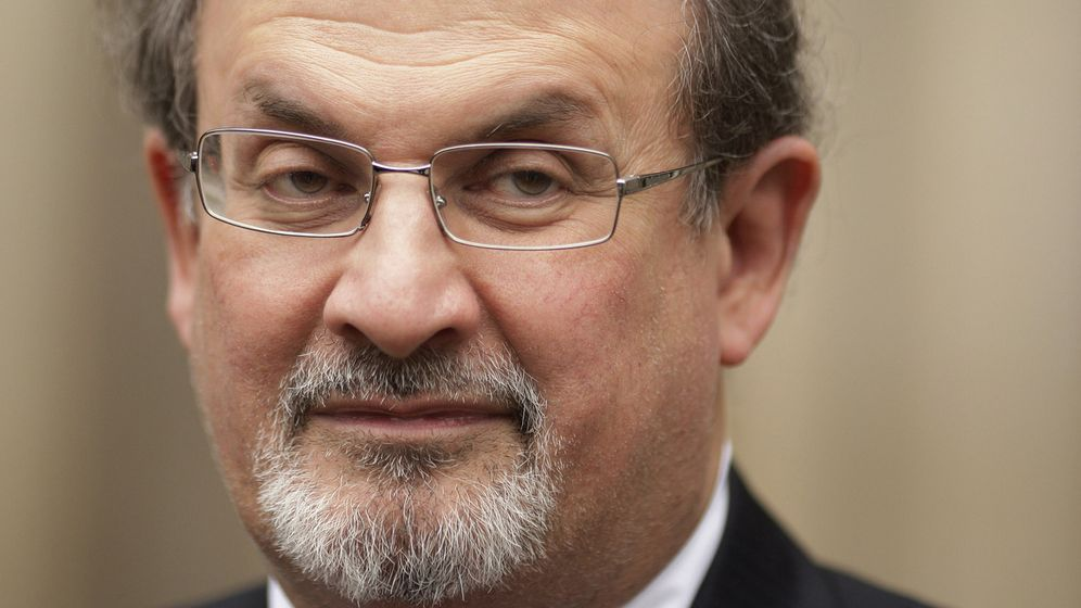 Salman Rushdie: Warnung vor Mordkomplott