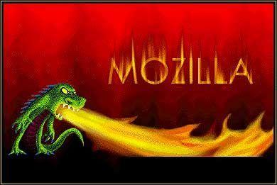 Mozilla-Maskottchen: Microsoft ist wenig erfreut über das Lob für die Konkurrenz