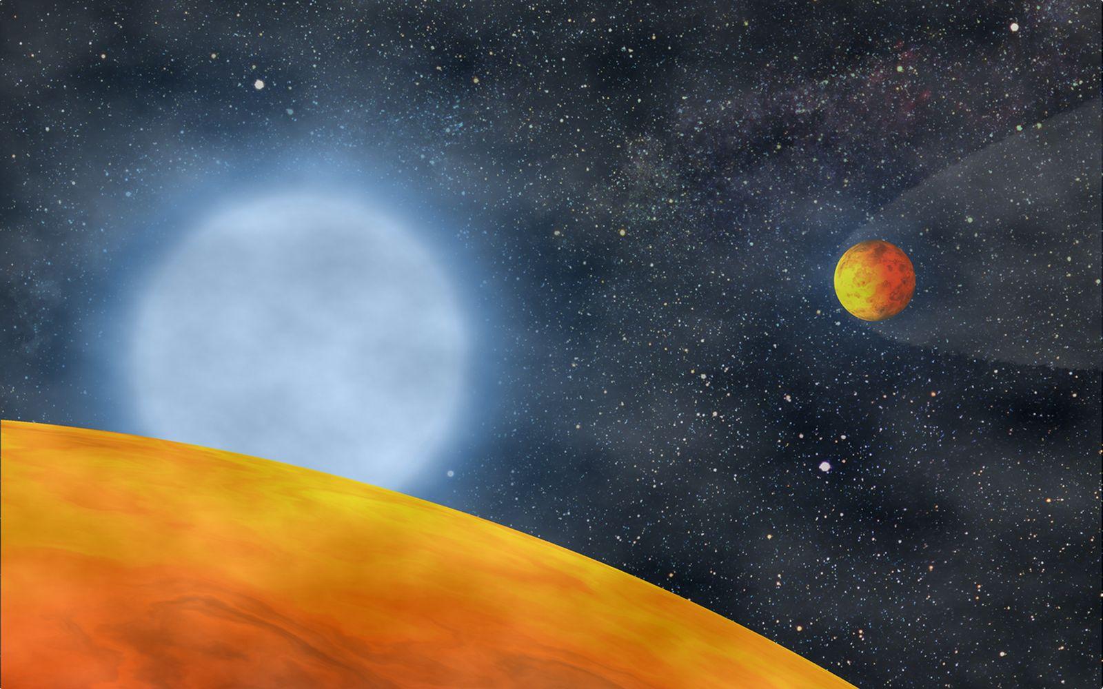 NICHT VERWENDEN EINMALIGE VERWENDUNG Exoplaneten