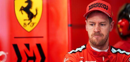 Sebastian Vettel: Was hinter der Trennung von Ferrari steckt
