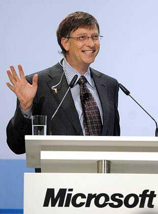 Microsoft-Gründer Bill Gates: DRM macht Kopfweh