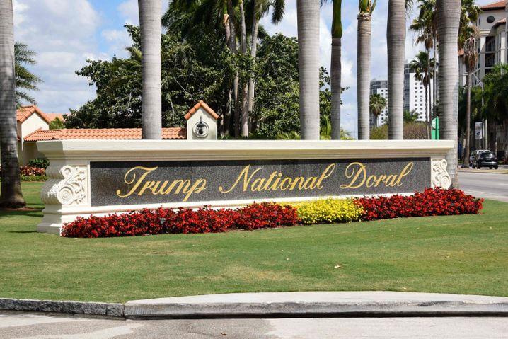 In diesem Resort sollte der G7-Gipfel stattfinden: Das Trump National Doral in Miami