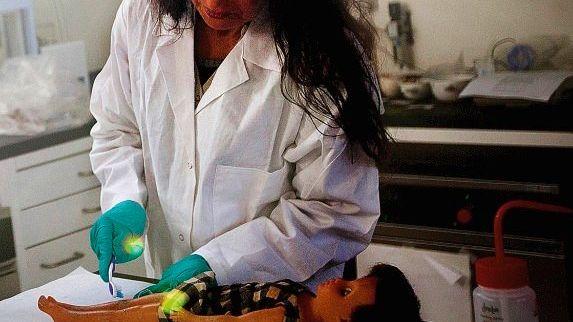 Chemikerin Shashoua: »Fingerabdrücke sind ein Problem«