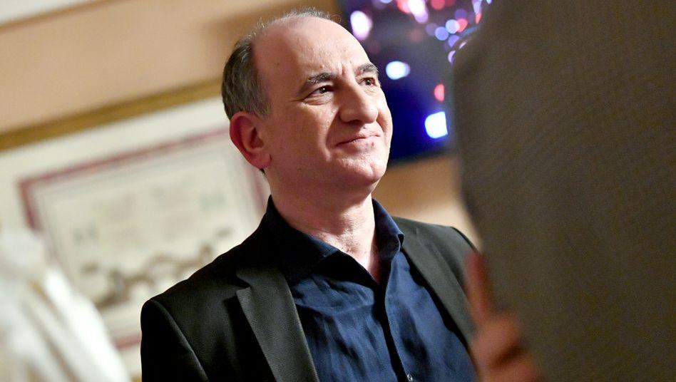 """Armando Iannucci bekam für den Film """"Death of Stalin"""" den Europäischen Filmpreis."""