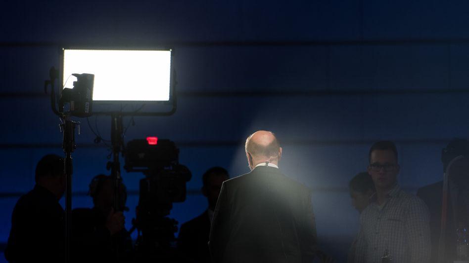 Martin Schulz: Symptomatisch für die ganze SPD