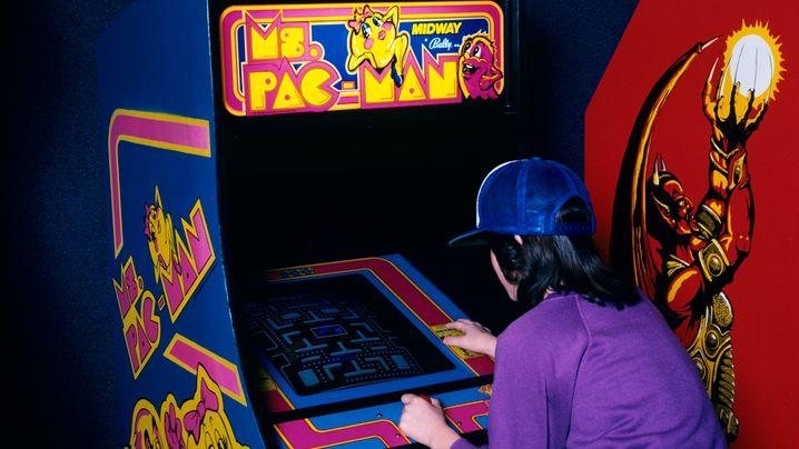 """""""Pac-Man"""": Der gefräßige Geisterjäger"""