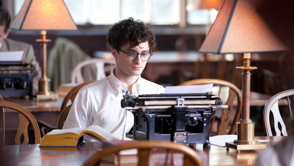 "Daniel Radcliffe in ""Kill Your Darlings"": Starkes Hemd-aus-der-Hose-Kino"