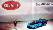 VW stößt Mehrheit seiner Bugatti-Anteile ab