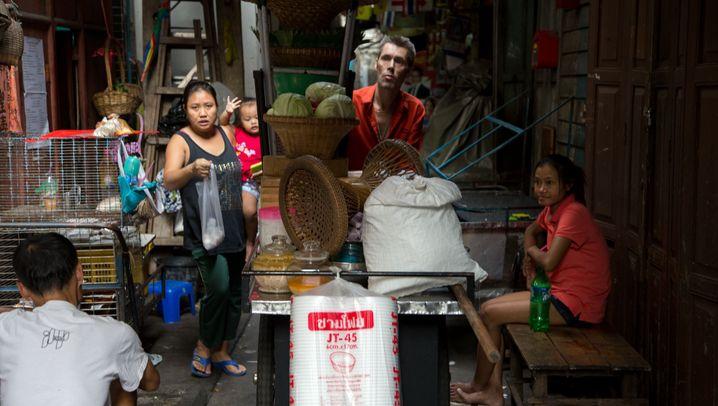 Straßenkoch in Bangkok: Ich koche Nudeln, weil es mich glücklich macht