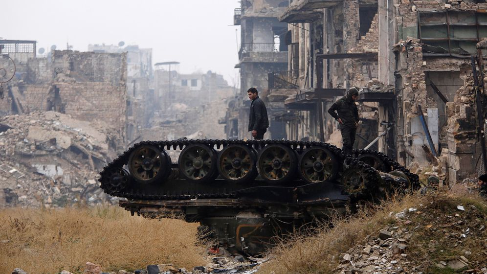 Schlacht um Aleppo: Ein weiterer Schritt Richtung Abgrund