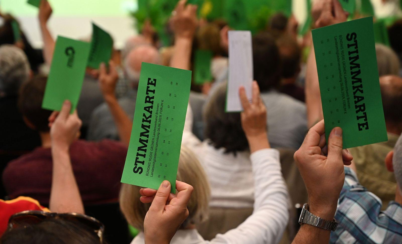 Landesmitgliederversammlung der Grünen