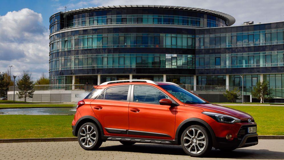 Autogramm Hyundai i20 Active: Da steckt weniger drin