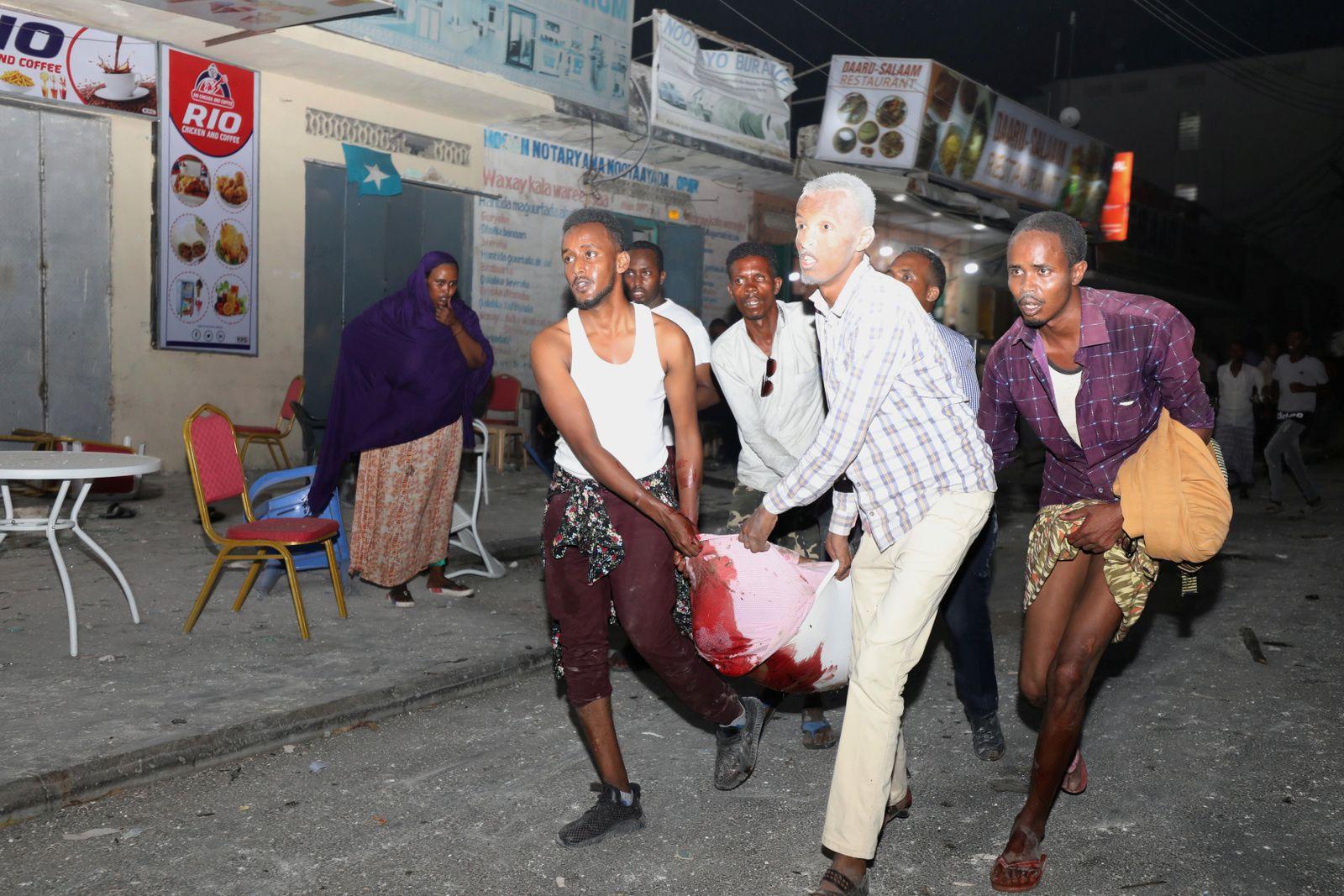 Somalia Mogadischu