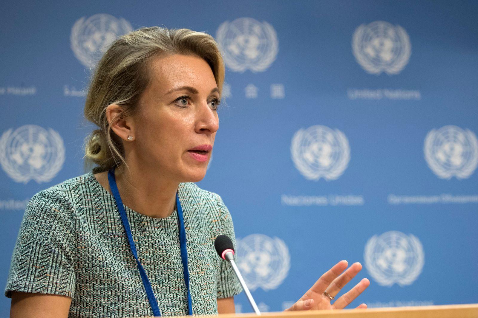 Maria Sacharowa