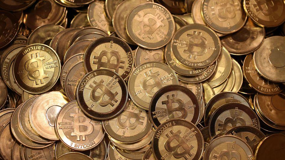 Bitcoin-Symbolmünzen: »Niemand konnte die Konsequenzen vorausahnen«