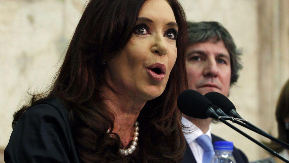 Falkland-Referendum: Party unterm Union Jack
