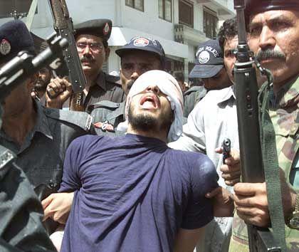 Ramsi Binalshibh wurde ein Jahr nach den Anschlägen in Pakistan festgenommen