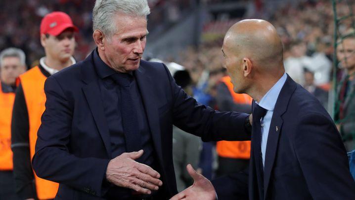 Bayerns Niederlage gegen Real: Zwei Gegentreffer, zwei bittere Verletzungen
