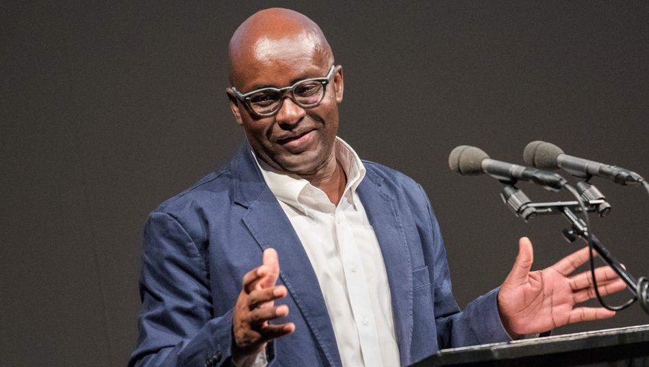 Der kamerunische Historiker und Philosoph Achille Mbembe