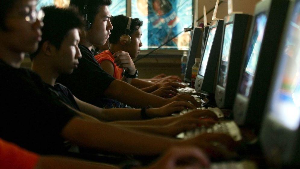 Fotostrecke: China verschärft Internet-Zensur