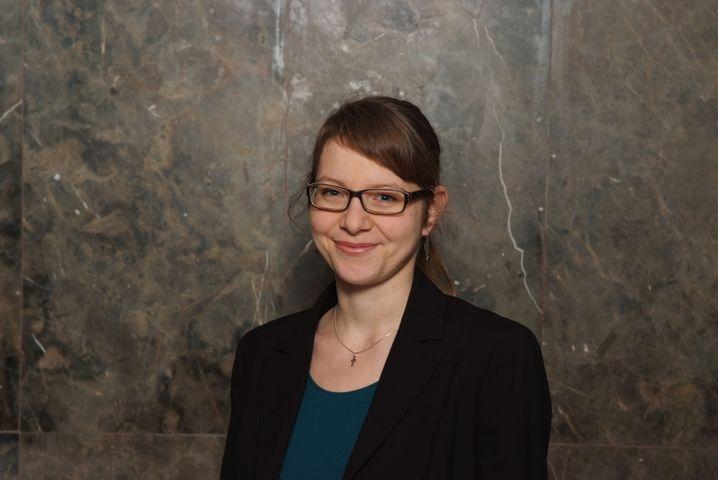 Theologin Juliane Eckstein
