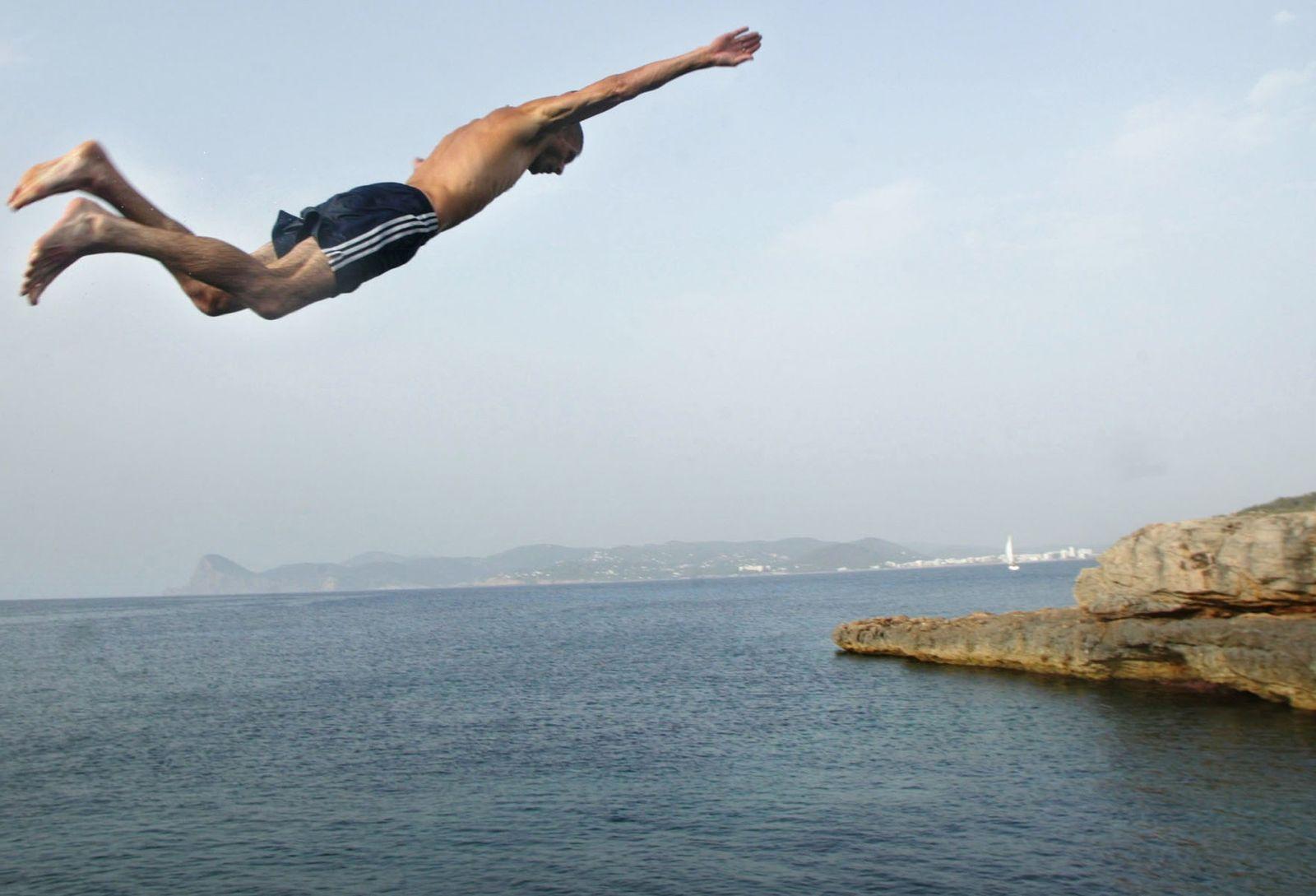 NICHT VERWENDEN Sommer / Europa / Ibiza / Spanien