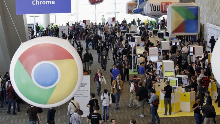 Hacker, her gehört: Google umwirbt Technik-Bastler