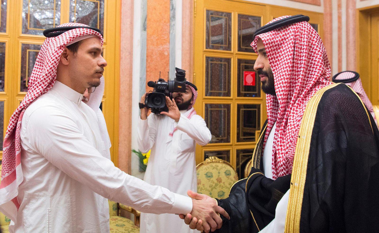 Khashoggi König Salman