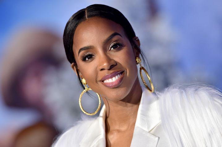 Kelly Rowland: »Sie konnten sehen, wie Noah auf die Welt kam«