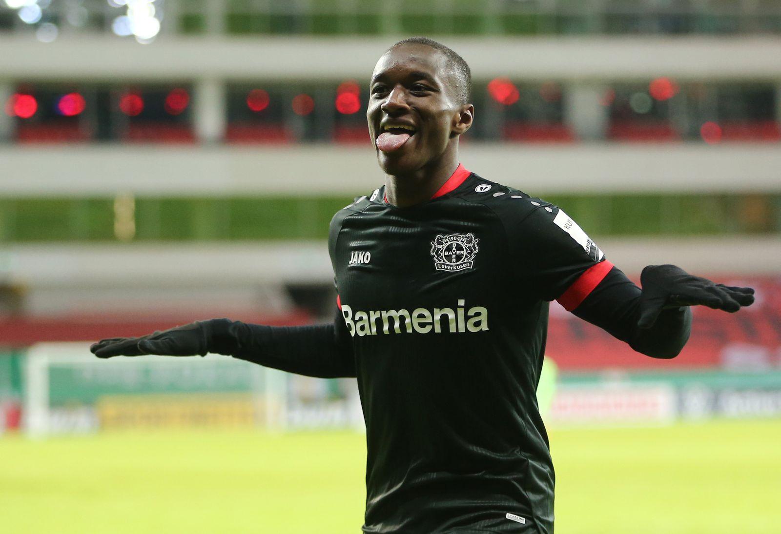 Bayer 04 Leverkusen v Eintracht Frankfurt - DFB Cup: Second Round
