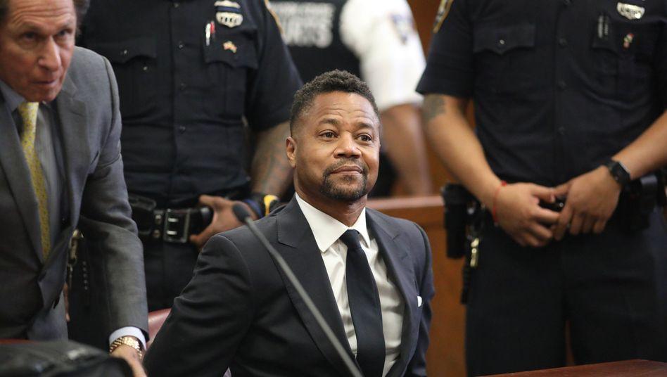 Gericht in New York: Schauspieler Cuba Gooding Jr. hat die Belästigungsvorwürfe zweier Frauen zurückgewiesen