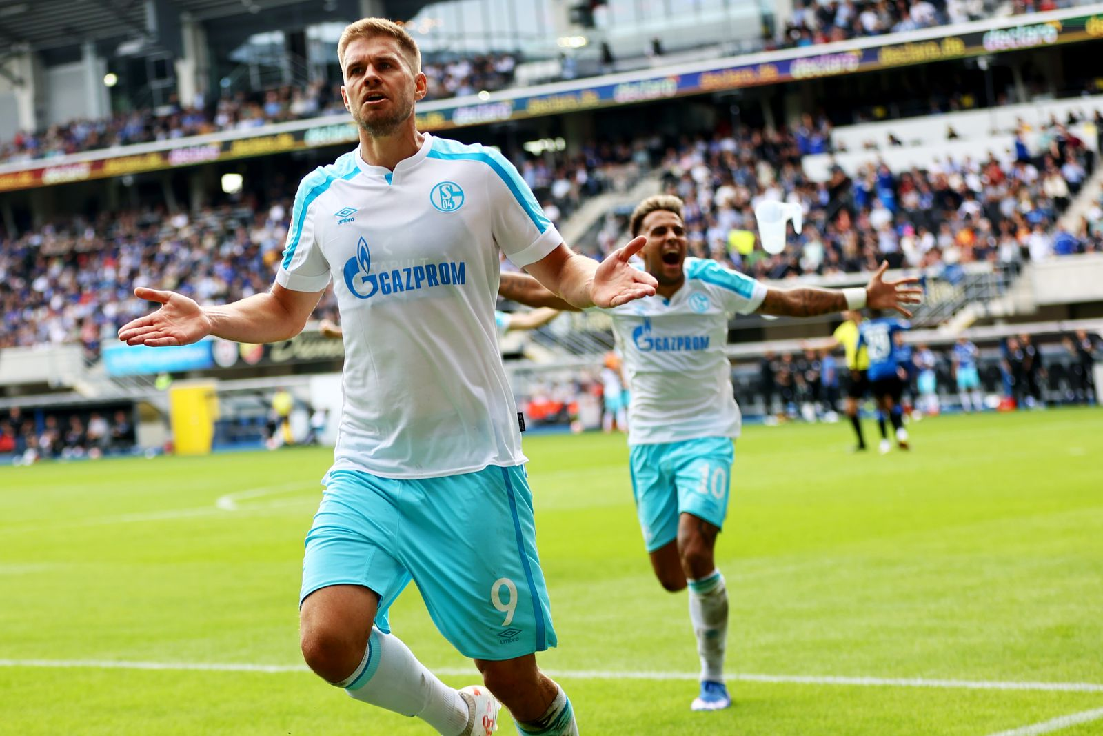 SC Paderborn 07 v FC Schalke 04 - Second Bundesliga