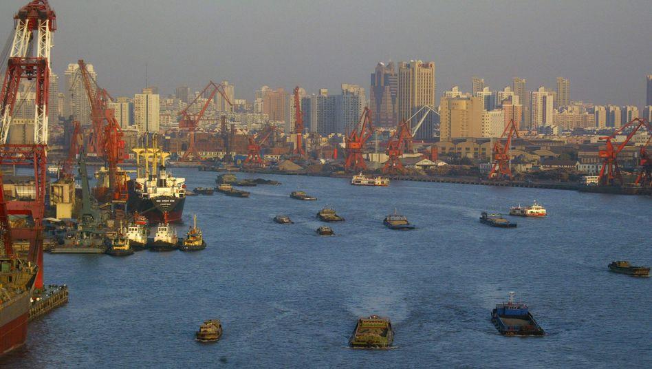 Shanghai: Vor den Niederlanden und den USA