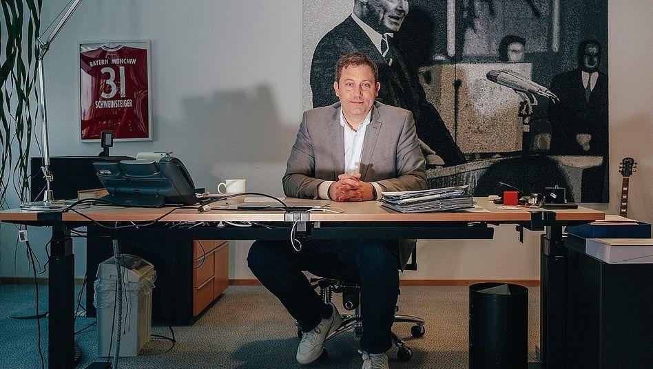 Sozialdemokrat Klingbeil:Das Vakuum an der Spitze füllen