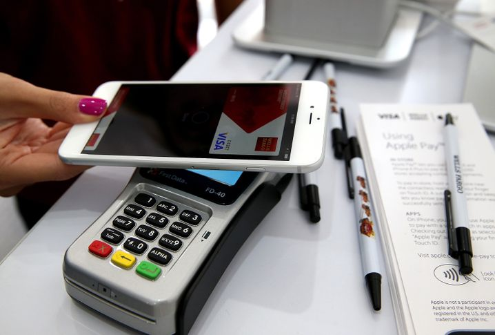 Apple-Pay-Terminal: Keine hohen Umsätze zu erwarten