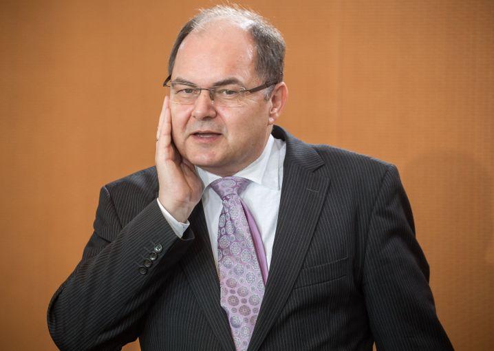 Bundesminister Christian Schmuidt