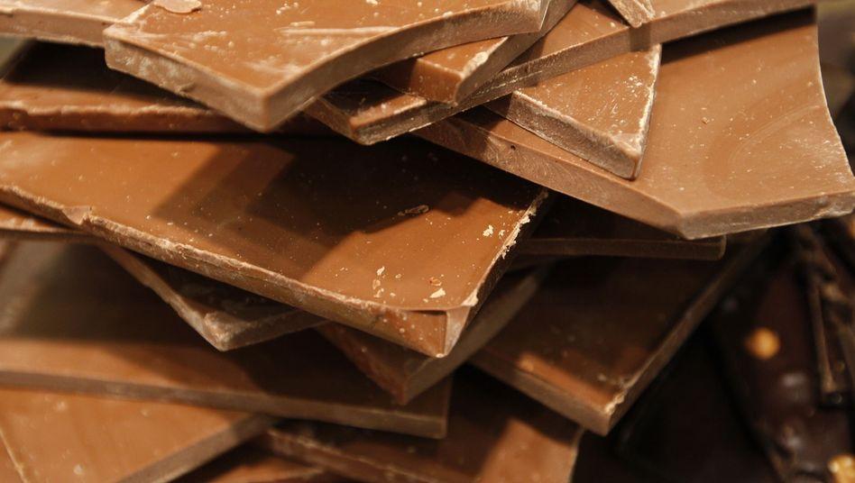Schokolade: Verstärkt oder vermindert sie Depressionen?