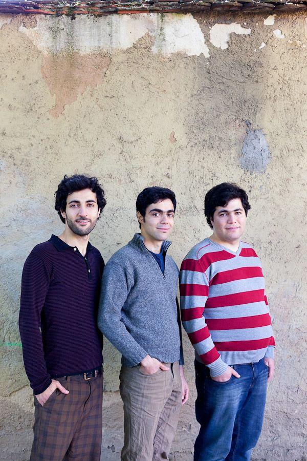 2012: Mojtaba, Masoud, Milad
