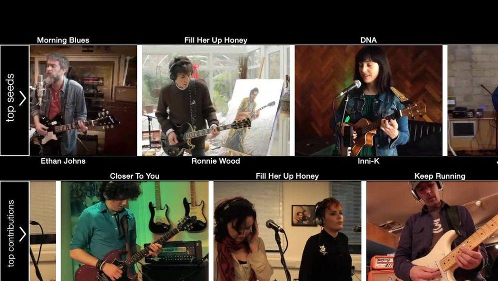 Wholeworldband: Das iPad wird zum World Wide Tonstudio