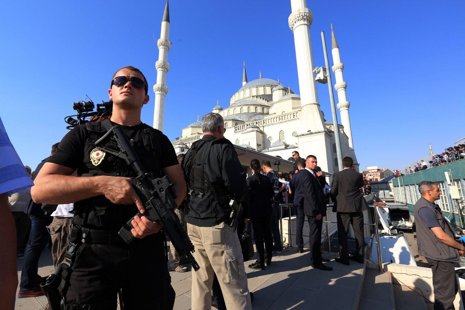 Türjei / Polizei / Istanbul