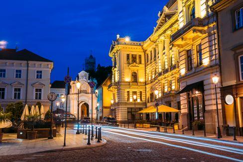 Kunst für die Ohren – Nationalphilharmonie Vilnius